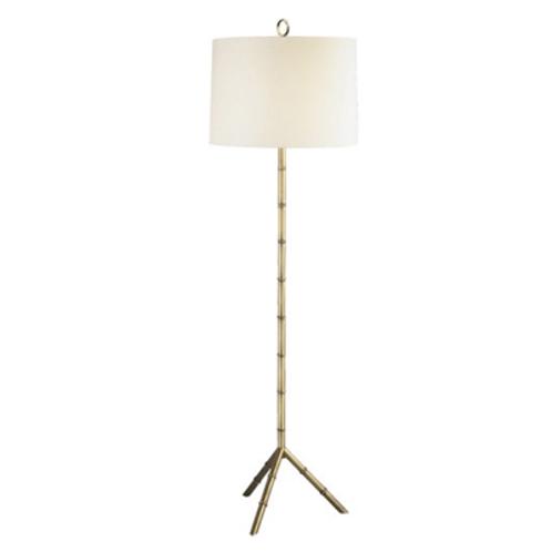 Barton Gold Floor Lamp