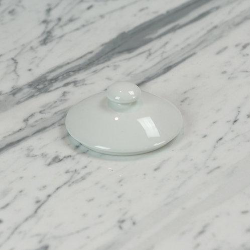 Standard White Sugar Bowl Lid
