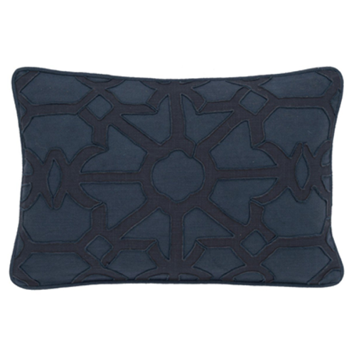 Sienna Indigo Pillow