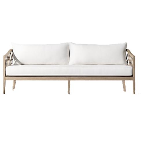 Teak Regency Lounge Sofa