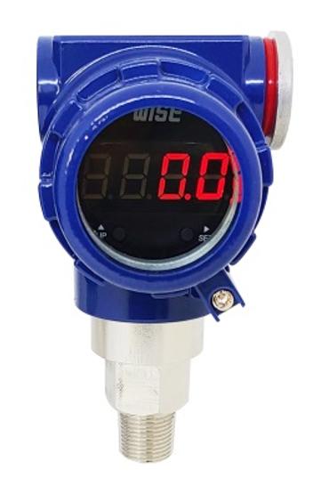 Cảm biến áp suất P710 hiển thị tại chỗ (loại đầu nhỏ)