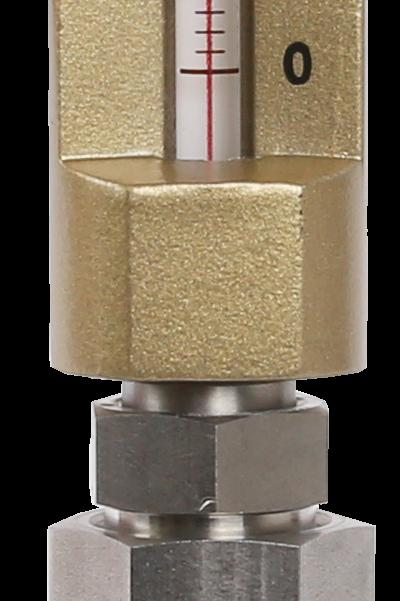 Đồng hồ nhiệt độ nhiệt kế thủy ngân T400