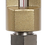 Thumbnail: Đồng hồ nhiệt độ nhiệt kế thủy ngân T400