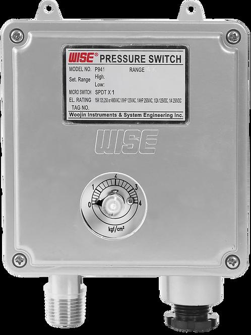 Công tắc áp suất P941 (SPDT) P942 (2 x SPDT)