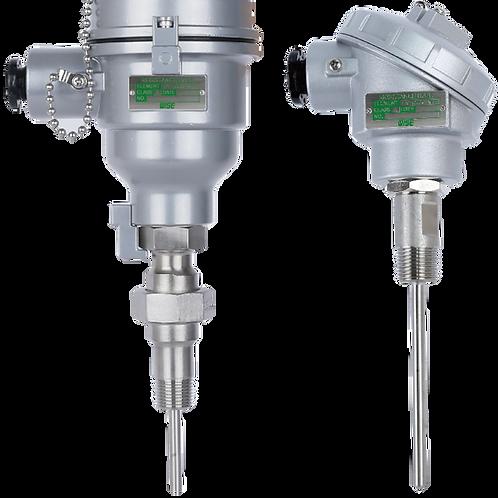 Dụng cụ đo, cảm biến nhiệt (loại Pt100) R221 R222
