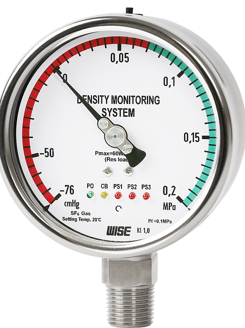Đồng hồ áp suất P580
