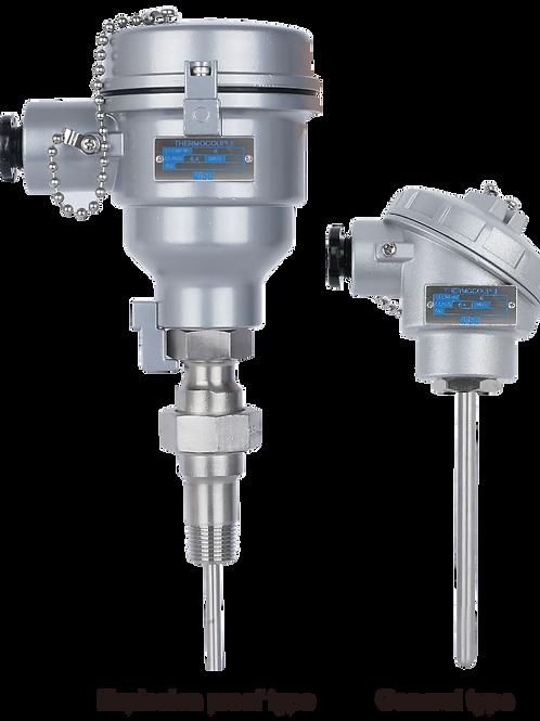 Dụng cụ đo, cảm biến nhiệt (loại K) R121 R122