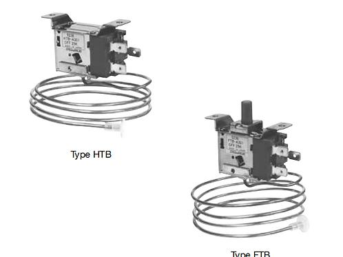 Công tắc (điều khiển) áp suất LTB, ETB, HTB & FTB