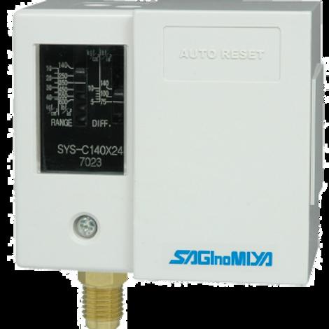 Công tắc (điều khiển) áp suất SYS-series