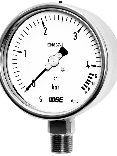 Đồng hồ áp suất P256 (Overpressure protection)