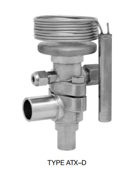 Van tiết lưu (Expansion valve) ATX-series