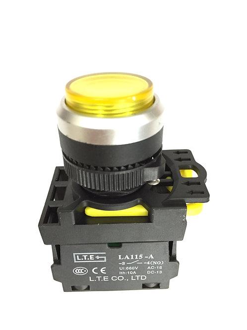 Nhấn giữ đèn led Ø 22 (loại lồi) LA115-A5 series