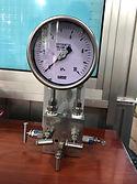 P620-100A 10kPa + A080 5 ways manifold v