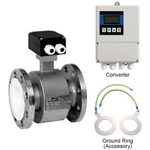 Electromagnetic Flowmeters Separated Type F951