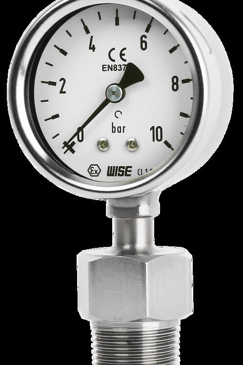 Đồng hồ áp suất màng P757