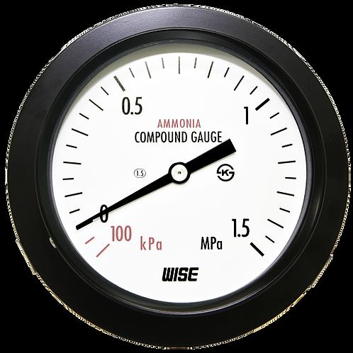 Đồng hồ áp suất (dùng cho Amonia) P111