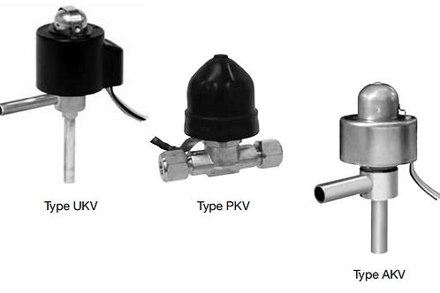 Van tiết lưu điện UKV, VKV, PKV & AKV