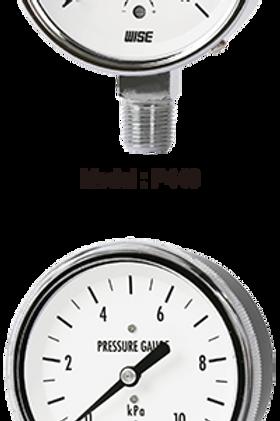 Đồng hồ áp suất thấp P440