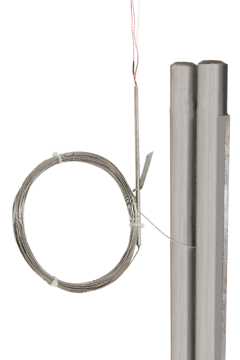 Chordal type thermocouple_R980 series_R981, R982