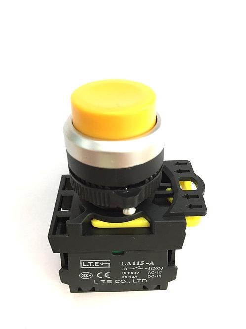 Nhấn giữ không đèn Ø 22 (loại lồi) LA115-A5 series