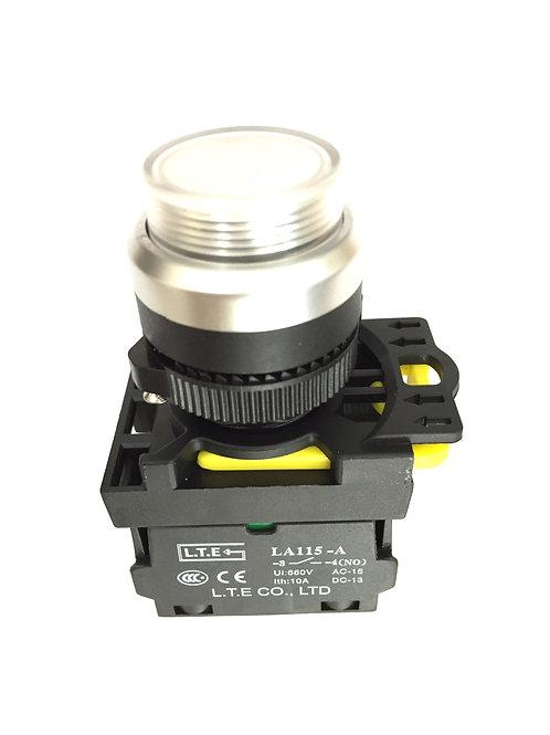 Nhấn nhả đèn led Ø 22 (loại lồi) LA115-A5 series