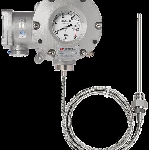 Đồng hồ nhiệt độ (Công tắc) T990 (SPDT, Explosion proof)