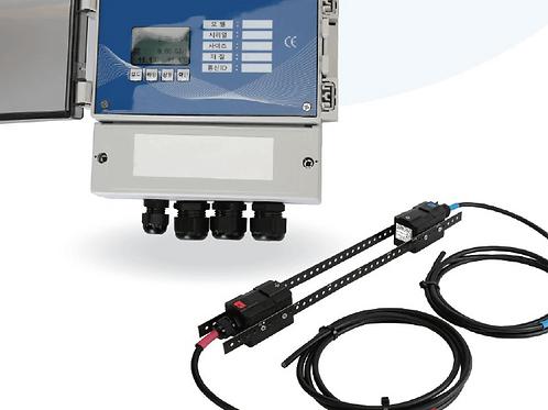 Ultrasonic liquid flow meter Clamp-on type U100