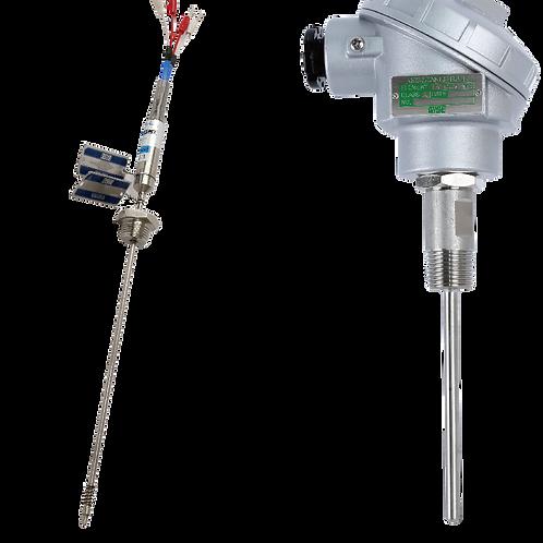 Dụng cụ đo, cảm biến nhiệt (loại Pt100) R201, R202