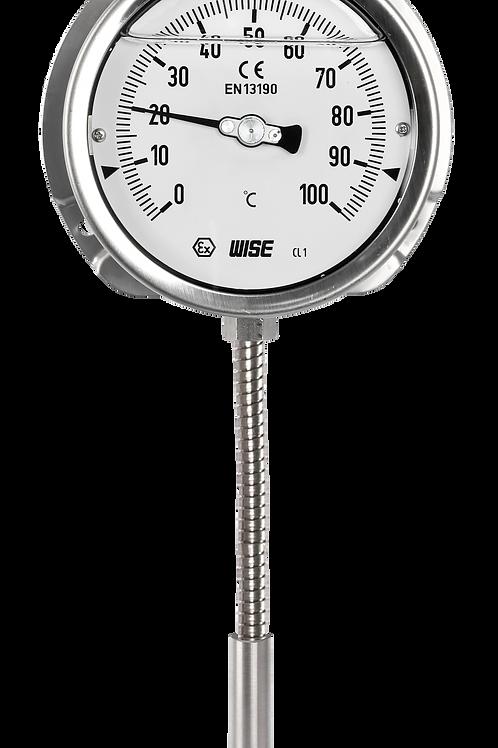 Đồng hồ nhiệt độ T213 (external mounting bracket on pipes and tanks)