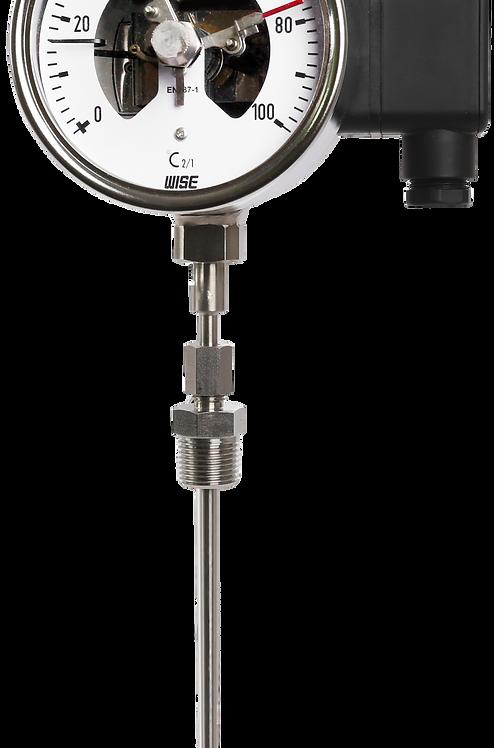 Đồng hồ nhiệt độ (tiếp điểm điện electrica) T531 T532 T533 T534 T535 T536