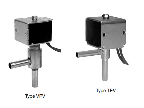 Van điện từ (điện lạnh) TEV & VPV
