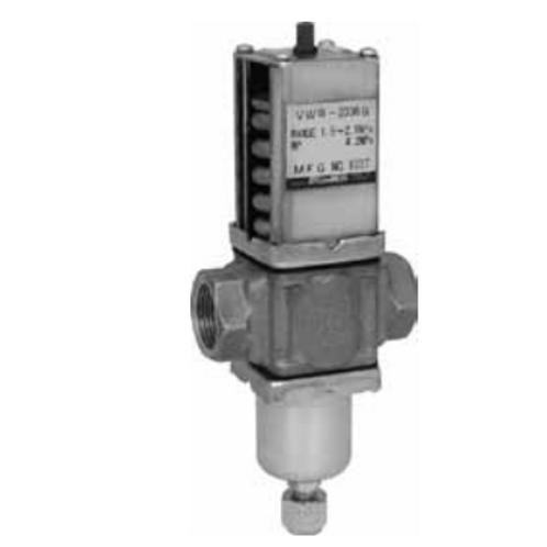 Pressure Actuated Water Regulating Valves VWR