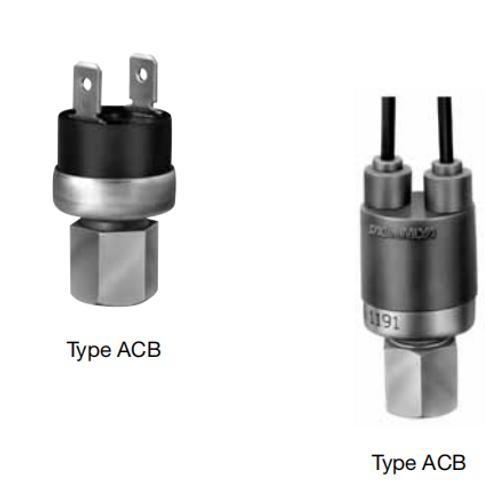Công tắc (điều khiển) áp suất ACB LCB