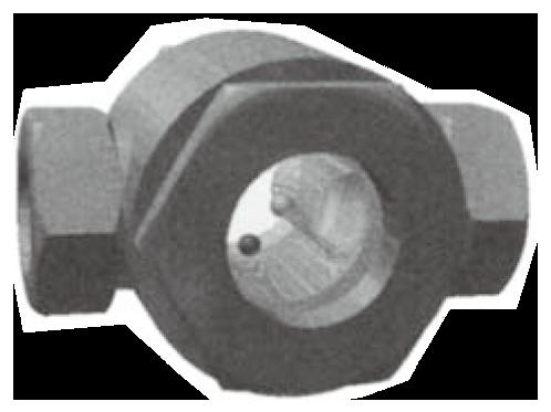 Ball type sight glass_S300 series S300, S310