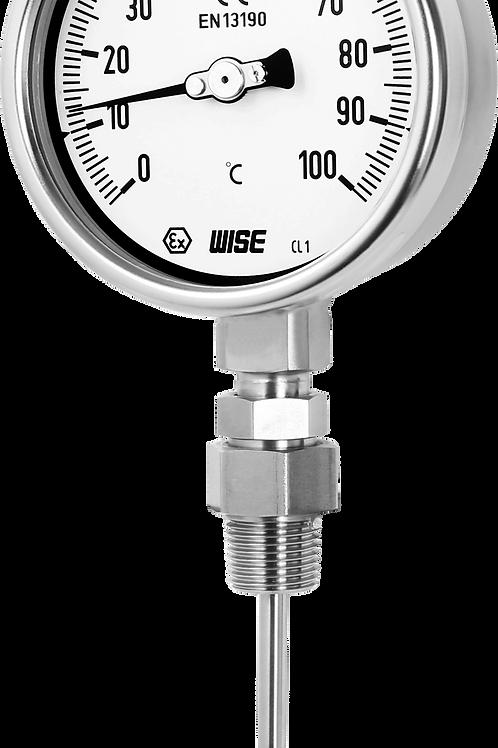 Đồng hồ nhiệt độ T150 (Euro gauge)