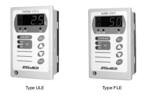Công tắc nhiệt / ẩm độ ULE & FLE-series