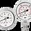 Thumbnail: Đồng hồ áp suất siêu sạch P820