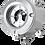 Thumbnail: Đồng hồ áp suất tiếp điểm điện + công tắc P980
