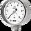 Thumbnail: Đồng hồ áp suất Solid Front P257 (inox toàn bộ, Chuẩn CE, loại Safety pattern)