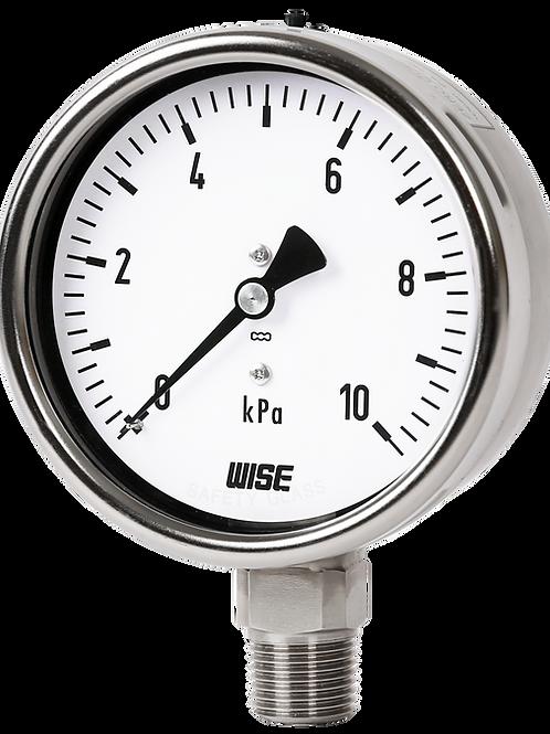 Đồng hồ áp suất rất thấp P422
