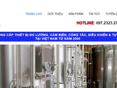Website mới Công ty TNHH TM DV Liên Tiến