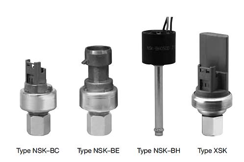 Cảm biến áp suất NSK & XSK