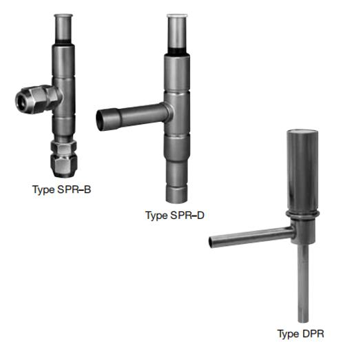 Pressure Regulating Valves  SPR & DPR