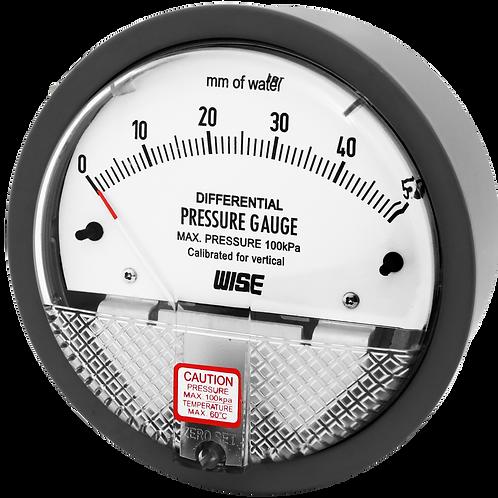 Đồng hồ áp suất chênh áp P880