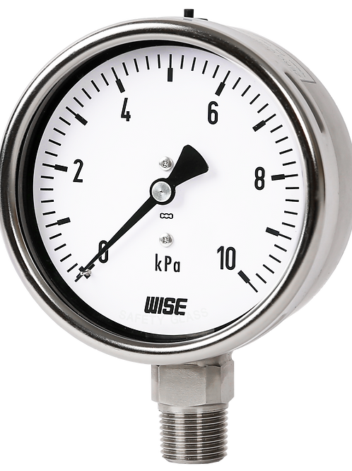 Đồng hồ áp suất cực thấp P423