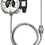 Thumbnail: Đồng hồ nhiệt độ (tiếp điểm điện electrica) T521 T522 T523 T524 T525 T526