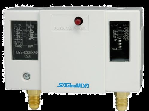 Công tắc (điều khiển) áp suất đôi DYS-series