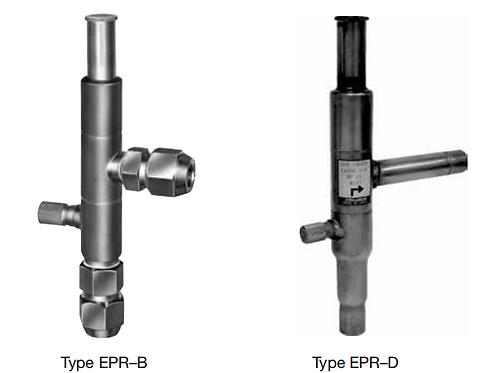 Pressure Regulating Valves EPR