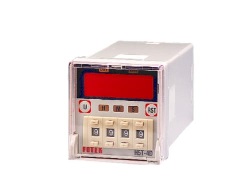 Digital delay timer H5T-4D series