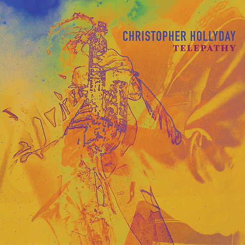 Christopher Hollyday_Telepathy Cover_Squ